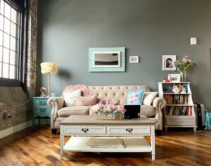 Does your favorite place to unwind and spend time with family and friends need to be packed into boxes? Let's see how to pack a living room.