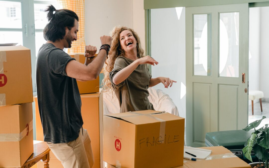 How to – Fast Unpacking After Moving In