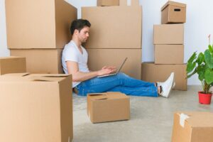 We can choose between a variety of cardboard and plastic boxes for moving, but which ones would fit the best?