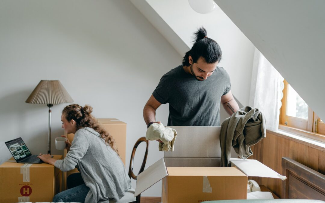 Box Guide – Types of Moving Boxes